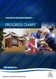 DHHS Progress Chart September 2014