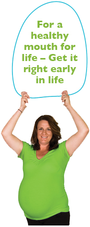 Image - a healthy mouth for life starts here!