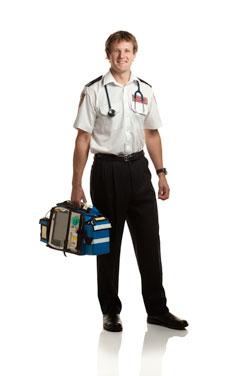 Ambulance Tasmania Paramedic