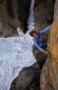 Gill Course - Freycinet rockclimbing