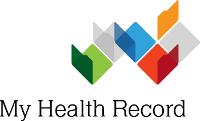My Health Record logo