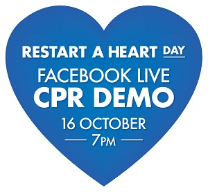 Restart A Heart Facebook