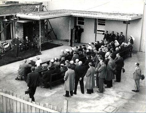 Holman Clinic opening