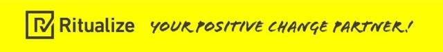 Ritualize Your Positive change partner