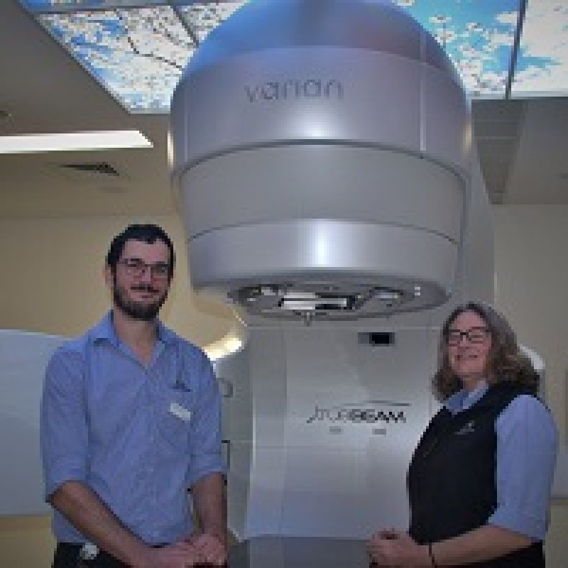 New Radiation Therapy Equipment