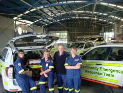 Communiyt Emergency Response Team